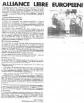 Article parlant de Y.F. Janvier'840001