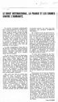 Article sur 'Le droit Intern...'Janv.'880001
